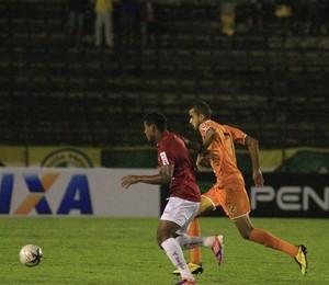 Brasiliense 0 x 3 Brasília Copa Verde (Foto: Claudio Reis / BrasilienseFC)