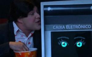 Zaca e caixa eletrônico - Os Trapalhões
