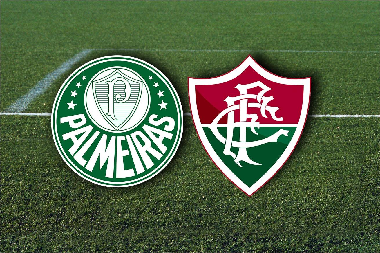 Palmeiras x Fluminense (Foto: Arte / TV Asa Branca)