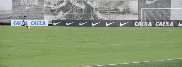 Zizao treino Corinthians (Foto: Rodrigo Faber)