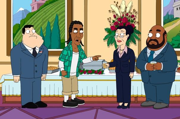 Ao convidar um antigo companheiro da prisão para o casamento, Stan pode destruir seu sonho de ser padrinho (Foto: Divulgação / Twentieth Century Fox)