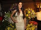 Graciele não descarta oficializar a união com Zezé: 'Tudo no tempo certo'
