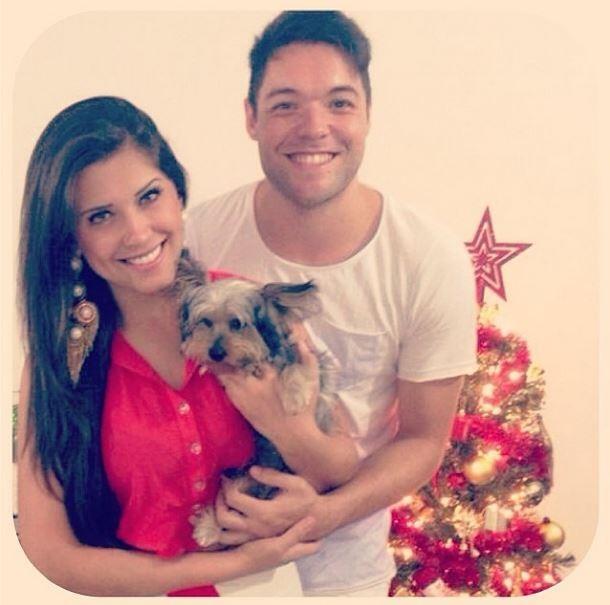Nasser e Andressa (Foto: Instagram / Reprodução)