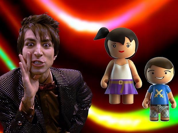 Shin Show (Foto: Parker TV)