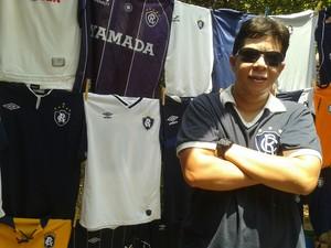Márcio Loureiro é o criador da Toca do Leão em Palmas (Foto: Márcio Loureiro/ Arquivo Pessoal)