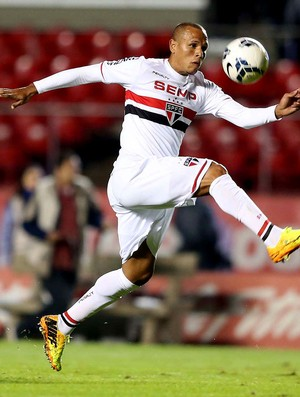 Luis Fabiano São Paulo  Grêmio
