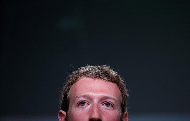 Mark Zuckerberg, líder da última edição, não ficou nem entre os 50 dessa vez (Foto: Getty Images)