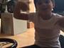 Filho de Massa desafia Ricciardo para corrida de carrinho de brinquedo