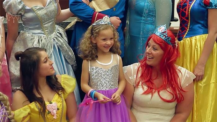Princesas Disney 1 (Foto: Divulgação)