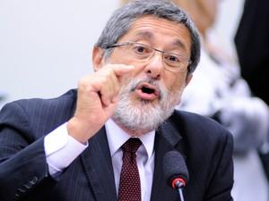 Gabrielli CPI da Petrobras (Foto: Laycer Tomaz/Câmara dos Deputados)
