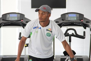 Anderson Paixão preparador da Chapecoense (Foto: Aguante Comunicação/Chapecoense)
