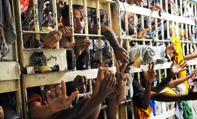 Sistema carcerário em crise (Foto: Divulgação)