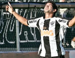 Guilherme marcou o primeiro gol do Atlético-MG (Foto: Bruno Cantini  / Site Oficial do Atlético-MG)