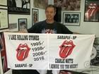 Fã 'veterano' dos Rolling Stones leva filho de 14 anos a 1º show: 'Ansioso'