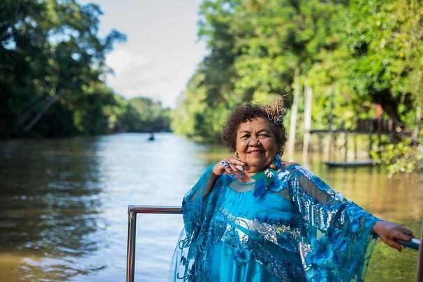 Dona Onete  (Foto: Laís Teixeira)