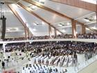 Santuário da Canção Nova espera  3,5 mil fiéis para maratona de oração