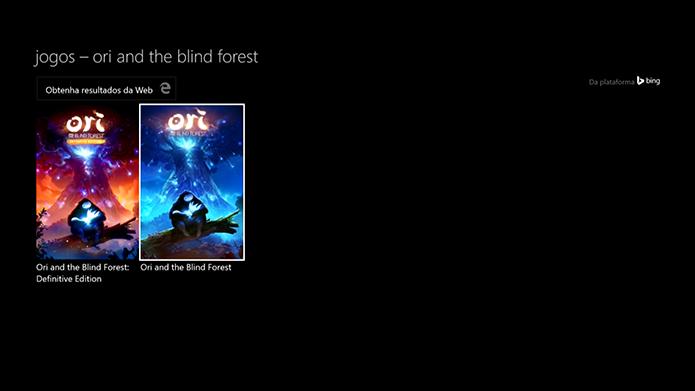 Selecione Ori and the Blind Forest (Foto: Reprodução/Murilo Molina)