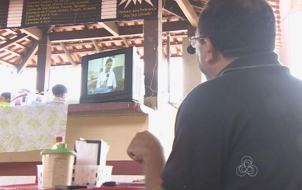 Emissora é pioneira no telejornalismo amapaense (Foto: Bom Dia Amazônia)