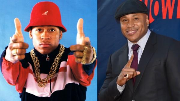LL Cool J só mudou o chapéu e as roupas (Foto: Getty Images/Divulgação)