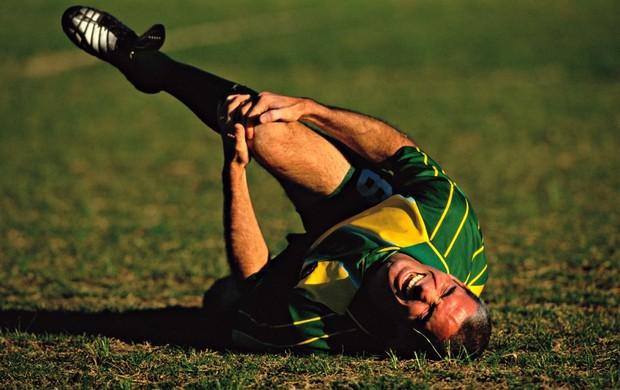 lesão no joelho euatleta (Foto: Getty Images)