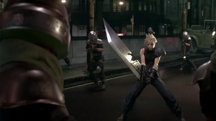 Final Fantasy 7 Remake exibe belos gráficos e muitas novidades (Foto: Reprodução/TechInsider)