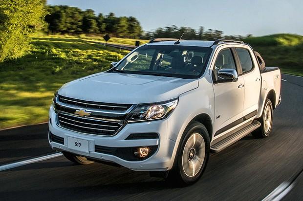 Chevrolet S10 LTZ 2.5 Flex AT6 4x4 ⁄ R$ 129.990* Positivo: Negativo: *Preço sugerido (Foto: Divulgação)