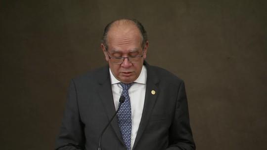 Mendes diz que Brasil vive 'tempestade perfeita' e defende parlamentarismo