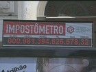 'Impostômetro' aponta que Campinas pagou R$ 2 bilhões desde janeiro