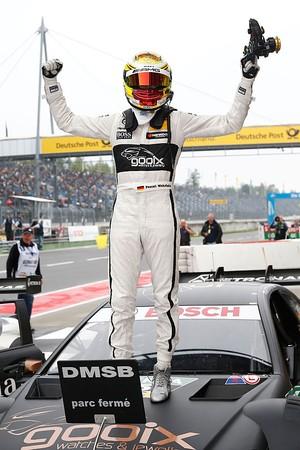 Pascal Wehrlein venceu a etapa do DTM em Lausitz (Foto: Divulgação)