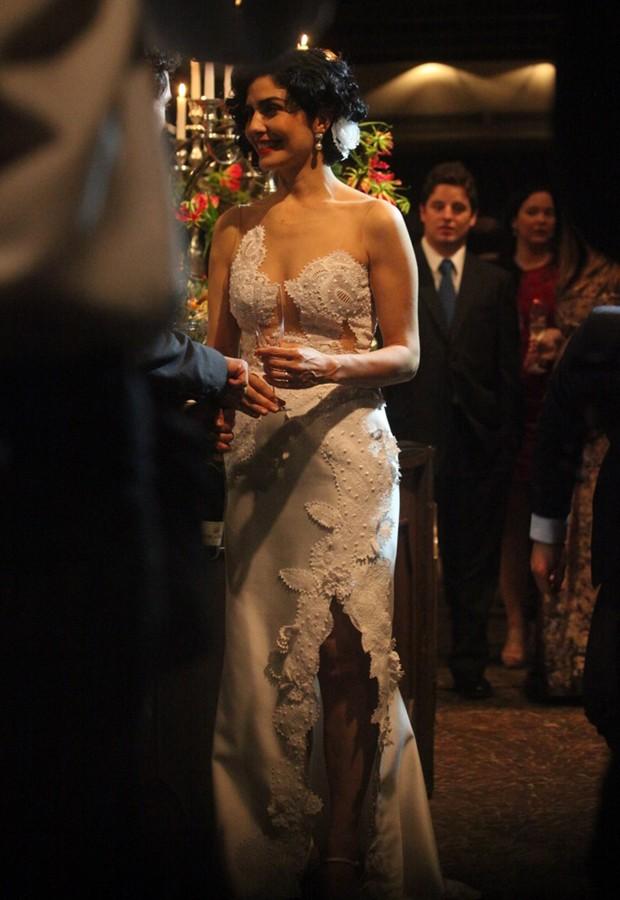 Letícia Sabatella (Foto: Leo Franco e Thiago Duran/AgNews)