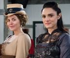 Letícia Colin e Isabelle Drummond são Leopoldina e Anna em 'Novo Mundo' | Raquel Cunha/ TV Globo