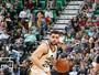 Raulzinho lidera assistências e ajuda Jazz na vitória sobre Timberwolves