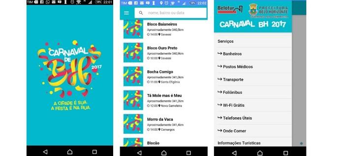 Divirta-se em Belo Horizonte e monte sua programação com o app (Foto: Reprodução/Camila Peres)