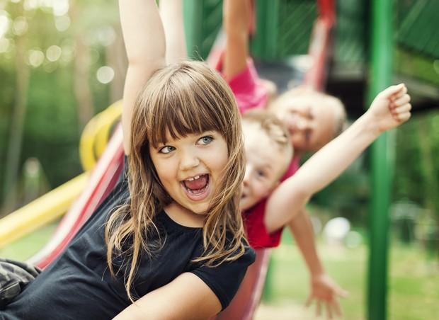 criancas; brincadeira; brincando (Foto: Thinkstock)