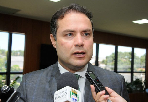 O governador de Alagoas, Renan Filho (PMDB) (Foto: Marco Antônio/Secom Maceió)