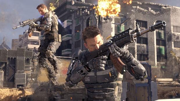 'Call of Duty: Black Ops III' é o maior lançamento do entretenimento em 2015