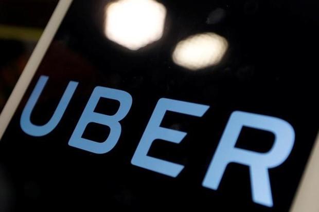 Logo da empresa Uber (Foto: Reuters)