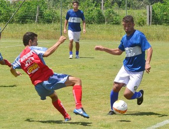 Guaratinguetá e Joseense - Jogo-treino (Foto: Tião Martins / TM Fotos)
