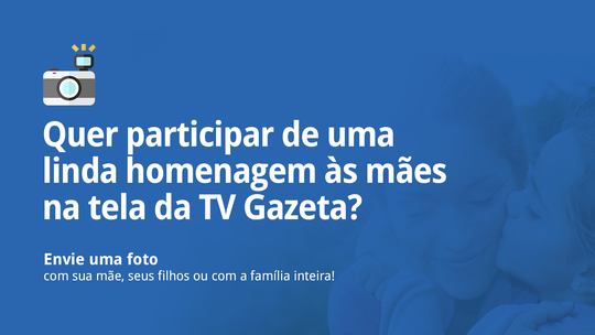 Foto: (Divulgação /  TV Gazeta)