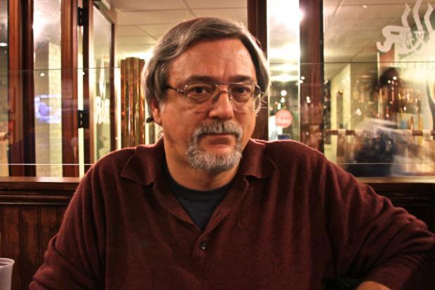 Jeff Knox (Foto: Beatriz Rey/G1)