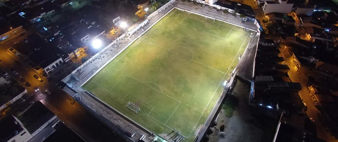 Estádio Antônio Inácio de Souza (Foto: Divulgação / LDC)