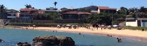 Turistas e moradores mostram as belezas naturais do verão (Ulisses Alves Padilha/ VC no G1)