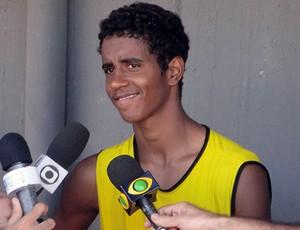 gabriel atacante do bahia (Foto: Raphael Carneiro/Globoesporte.com)