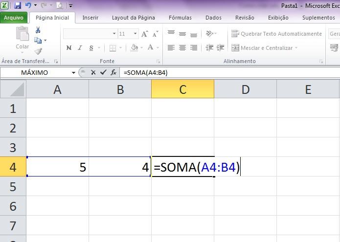 criar formulas8