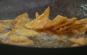 Como fazer tortilla chips caseira