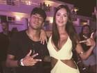 Romance de Neymar e Thaila não teria futuro por causa de Marquezine