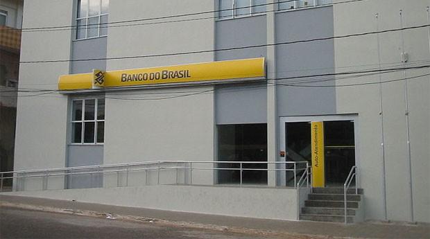 Agência do Banco do Brasil: funcionários da instituição aderiram  (Foto: Wiki Commons)