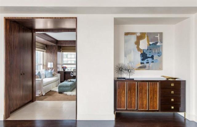 O apartamento de Adriana Lima em Nova York (Foto: Reprodução)