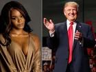 Azealia Banks comemora vitória de Trump e ataca Lady Gaga e Katy Perry