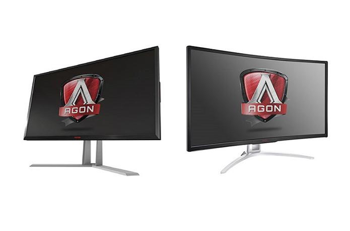 Agon tem tela curva e recursos interessantes para gamers dispostos a investir um pouco mais (Foto: Divulgação/AOC)